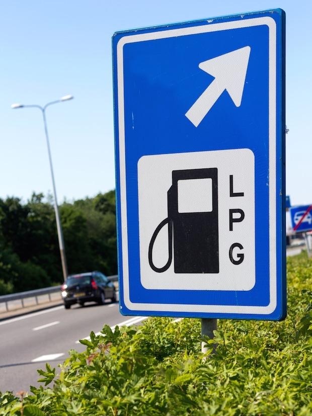 Bild von Gasantriebe gelten als saubere Alternative