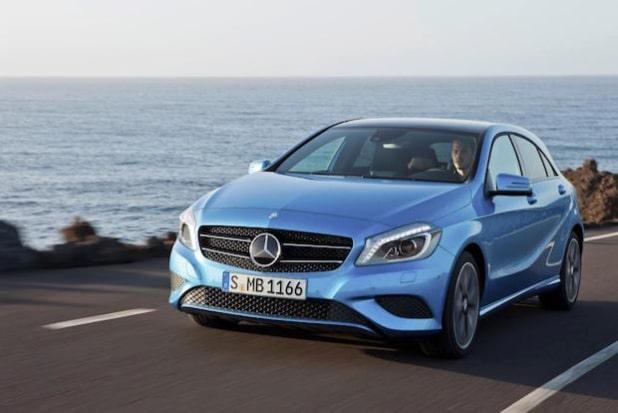 A-Klasse - Quelle: Daimler AG