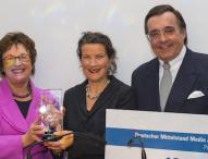Mittelstand Media Award verliehen