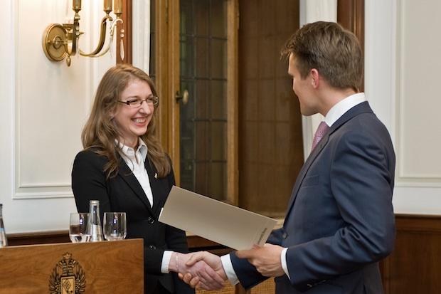 Photo of Studienpreise für Mittelstandsforschung 2015 vergeben