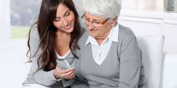 Bild von Festnetztelefone sollten nicht nur für Senioren leicht zu handhaben sein