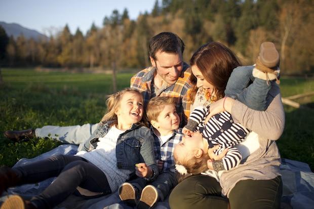 Bild von Drei wichtige Versicherungen für Paare und junge Familien