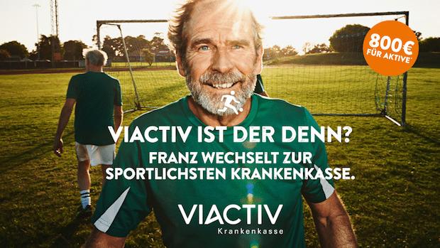 Photo of Imagekampagne für Deutschlands sportlichste Krankenkasse