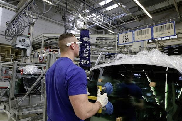 Bild von Volkswagen bringt 3D-Datenbrille in den Serieneinsatz