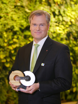 """Werner & Mertz erhält internationalen Award für nachhaltig vorbildliche Produktgestaltung. Quelle: """"obs/Werner & Mertz"""""""