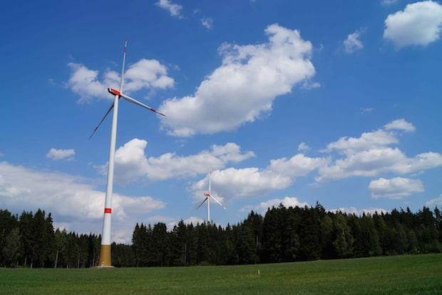 Bild von Onshore Windkraft derzeit preisgünstigste Art der Stromerzeugung