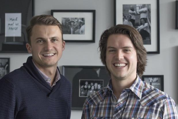 Gründerteam Felix Schönfelder (li) und Mario Schilling (re) - Quelle: etventure