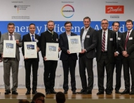 dena verleiht Energy Efficiency Award an Lidl, Bauer, InfraLeuna und  Bharat