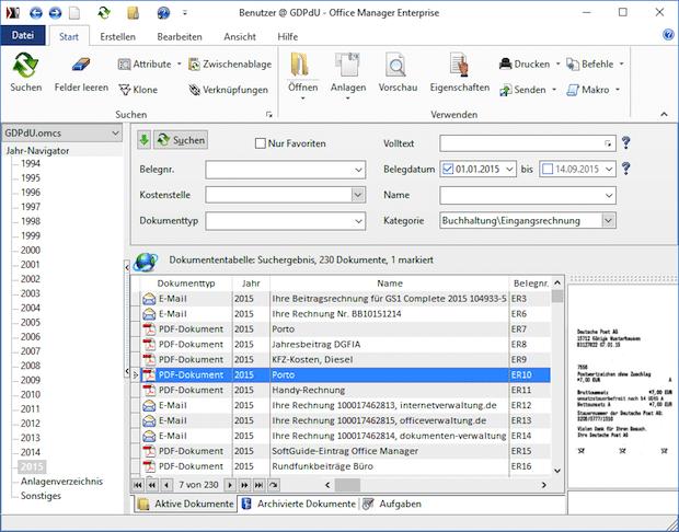 Photo of DMS-Systeme machen Schluss mit der Suche nach Dokumenten