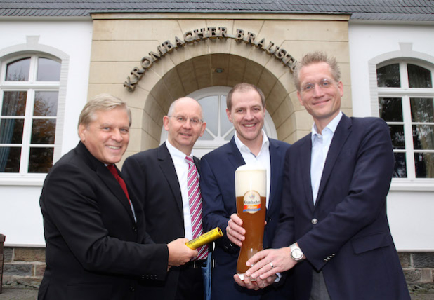 "Quellenangabe: ""obs/Krombacher Brauerei GmbH & Co."""
