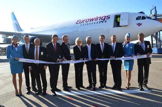 Bild von Start in eine neue Ära: Low-Cost-Langstrecke mit Eurowings ab Köln/Bonn