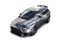 Essen Motor Show-Premiere: Neuer Ford Focus RS ist die neue Messlatte in der kompakten Performance-Klasse