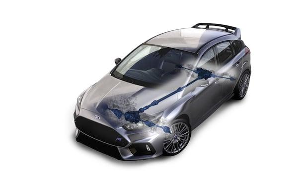 Bild von Essen Motor Show-Premiere: Neuer Ford Focus RS ist die neue Messlatte in der kompakten Performance-Klasse
