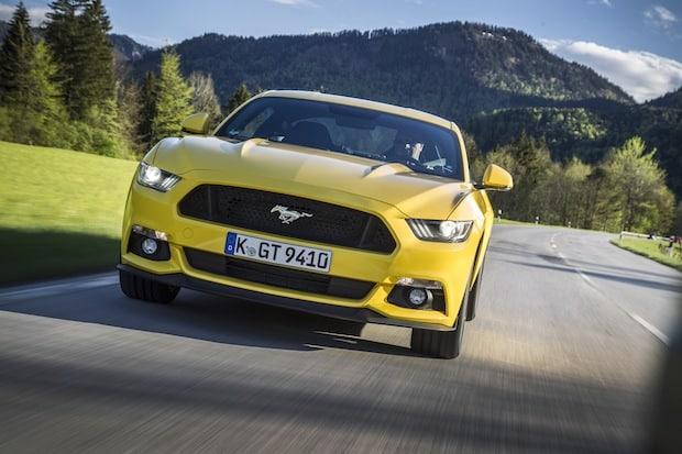 Photo of Der neue Ford Mustang: Bereits mehr als 10.000 Bestellungen in Europa, davon knapp 4.000 in Deutschland