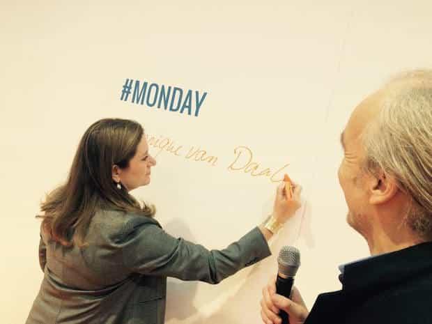 Photo of Gelungene Präsentation der niederländischen Kreativwirtschaft