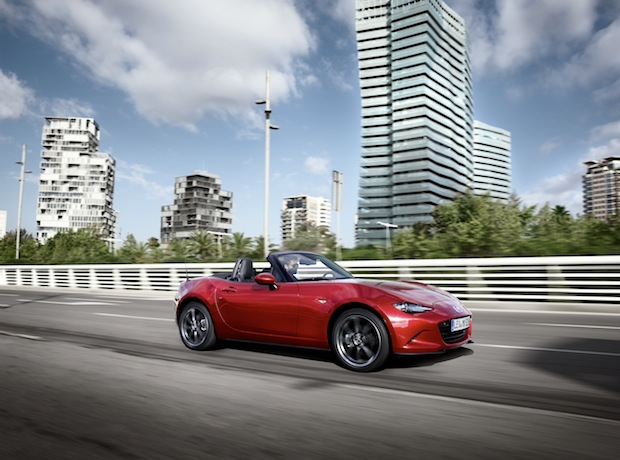 "Photo of Mazda MX-5 zieht in die japanische ""Hall of Fame"""
