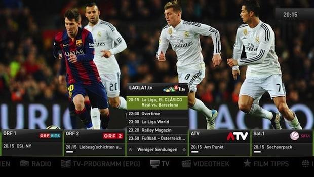 Photo of Neuer Free-TV-Sender mit Live-Sport-Schwerpunkt: Sportstreamingplattform LAOLA1.tv startet neues TV-Programm zunächst in Österreich