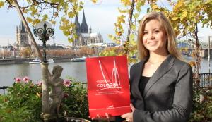 Nicola Römer wagt Existenzgründung mit Ihrer Kölner Schatztüte