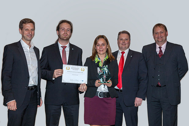 """Bild von PASCOE Naturmedizin ist Sieger des """"Best Practice Award 2015"""""""