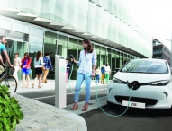 Renault-Nissan Allianz errichtet 90 Ladestationen zum Klimagipfel