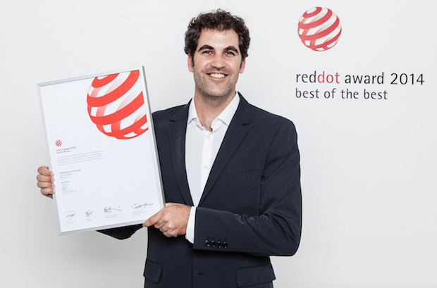 Bild von Red Dot Award: Product Design 2016