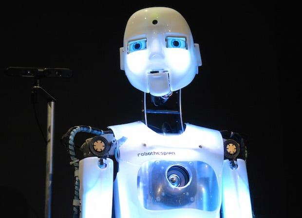 Bild von Roboter erobern DASA Arbeitswelt Ausstellung
