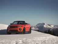 Range Rover Evoque Cabriolet: das Cabrio für alle Jahreszeiten