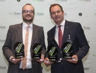 """Ford gewinnt vier Trophäen beim """"TopPerformer 2015""""-Award des Fachmagazins """"Autoflotte"""""""