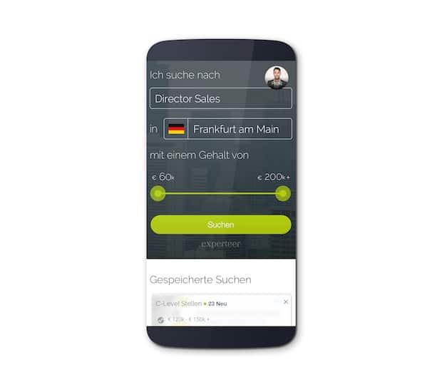 Photo of Schnell, effizient, intuitiv – Mobile Stellensuche von Experteer