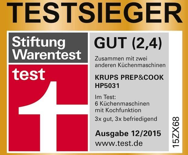 Photo of Krups Prep&Cook: Stiftung Warentest-Testsieger jetzt mit neuem Zubehör