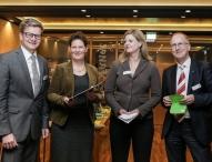 TÜV SÜD-Geschäftsbericht punktet bei deutschlandweitem Wettbewerb