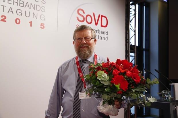 "Quellenangabe: ""obs/SoVD Sozialverband Deutschland/Wolfgang Borrs"""
