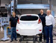 MESSRING bietet offizielles NHTSA AEB Test-Equipment