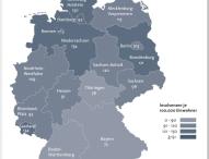 7,2 Prozent weniger Privatinsolvenzen in Deutschland