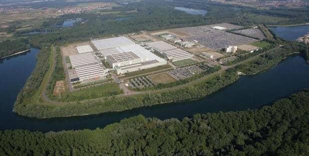 Bild von Führungswechsel im Mercedes-Benz Global Logistics Center in Germersheim