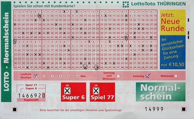 Bild von Lotto-Tippgemeinschaft – was ist zu beachten?
