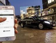 Über Mobilitäts-App moovel  Carsharing-, Taxi-, Deutsche Bahn- und erstmals ÖPNV- Fahrten suchen, buchen und bezahlen