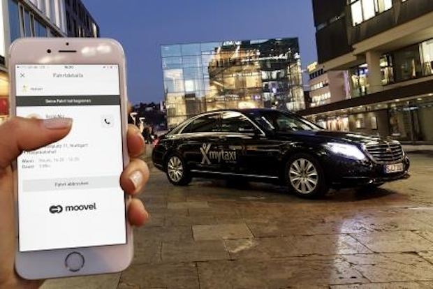 Photo of Über Mobilitäts-App moovel  Carsharing-, Taxi-, Deutsche Bahn- und erstmals ÖPNV- Fahrten suchen, buchen und bezahlen