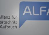 AfD ausgeschlossen, EKR-Fraktion setzt auf ALFA