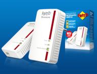 AVM Marktstart von FRITZ!Powerline 1240E WLAN