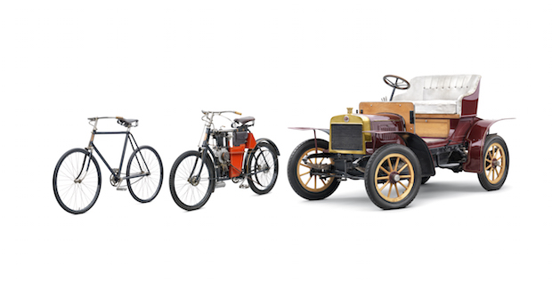 Bild von SKODA: 120 Jahre Leidenschaft für Mobilität