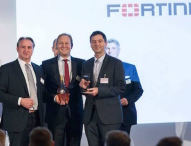 """Controlware ist """"Fortinet Partner of the Year 2015"""""""
