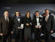 IBU verleiht Deutschen Nachhaltigkeitspreis für Ressourceneffizienz an BASF