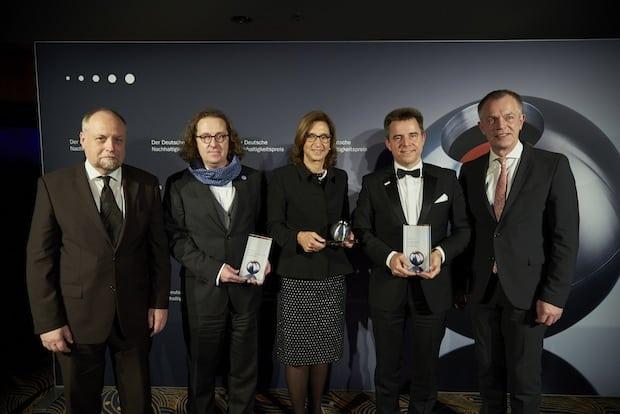 Photo of IBU verleiht Deutschen Nachhaltigkeitspreis für Ressourceneffizienz an BASF