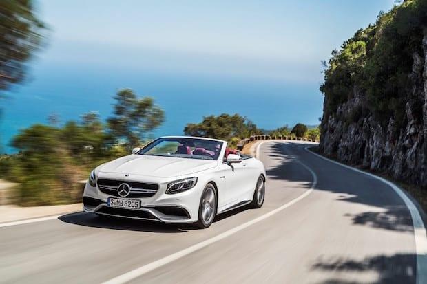 Photo of Das neue S-Klasse Cabriolet