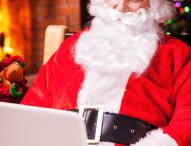 Wenn Weihnachtsgeschenke online gehen