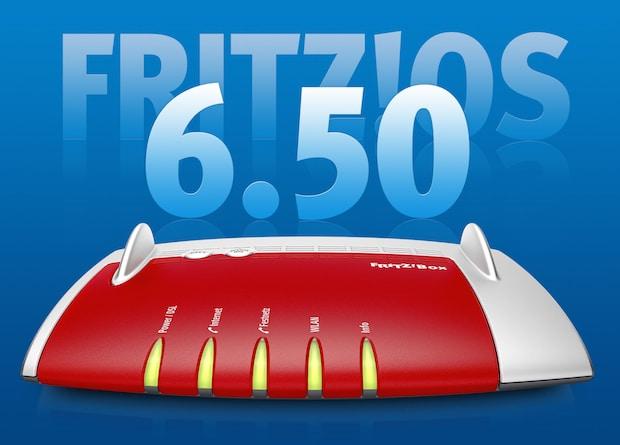Bild von Ab sofort kostenloser Download von FRITZ!OS 6.50