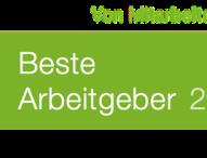 Die 10 besten Arbeitgeber Deutschlands 2016
