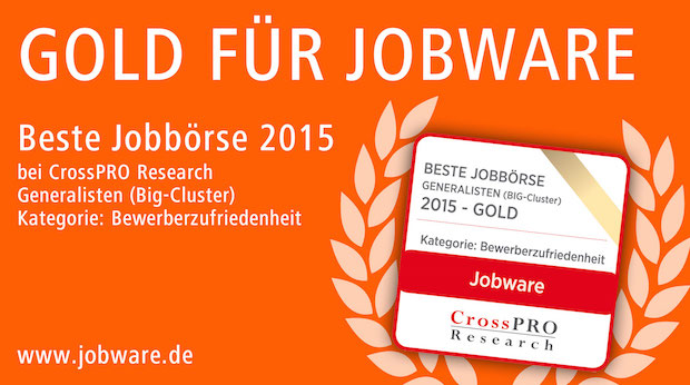 Photo of Jobware im Empfehlungsmarketing vorn