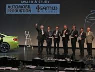 Kiekert Tschechien gewinnt Automotive Lean Production Award 2015